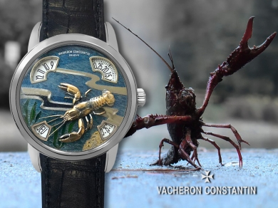 Vacheron Constantin Metiers D'Art The Crab