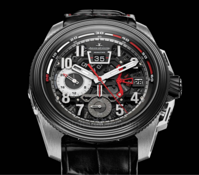Jaeger LeCoultre Master Compressor Extreme Lab 2