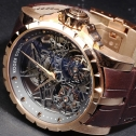 Roger Dubuis Skeleton Flying Tourbillon