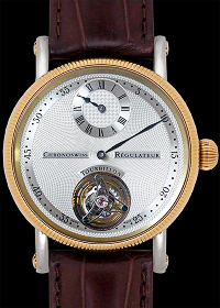 Regulateur Tourbillon