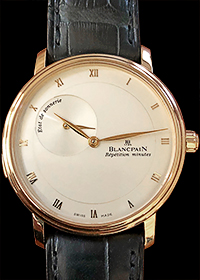 Villeret Repetition Minutes