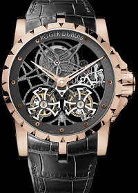 Skeleton Flying Tourbillon