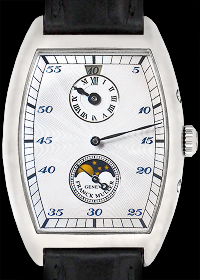 Regulator Moonphase