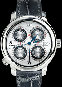 GMT World Time Automatic